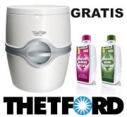 Toaleta turystyczna Thetford Porta Potti Excellence Electric