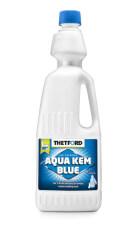 Niebieski płyn do zbiornika na fekalia 1 litr Aqua Kem Blue Thetford