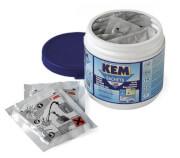 Samorozpuszczalne saszetki Super Kem Sachets Fiamma do przenośnych toalet chemicznych