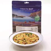 Śródziemnomorski gulasz rybny z ryżem 160g na biwak Trek'n Eat