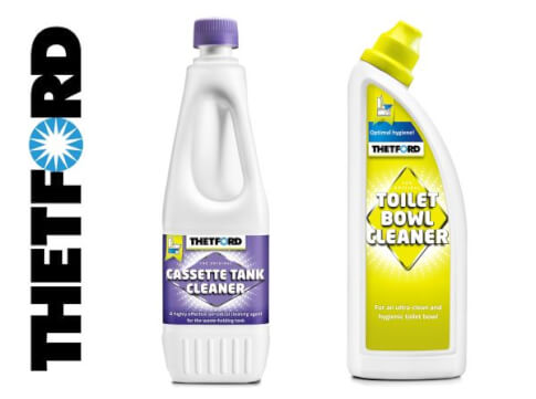 Zestaw płynów Cessette Tank Cleaner +Toilet Bowl Cleaner Thetford