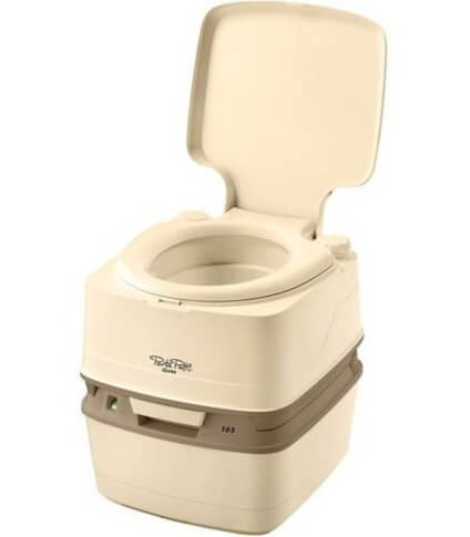 Toaleta turystyczna Porta Potti Qube 165 Luxe Thetford