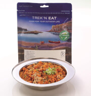 Liofilizowane Red fish curry rybne 160 g Trek'n Eat