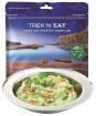 Puree z papryką chili, warzywami i chrupkami z konopii 160 g Trek'n Eat na biwak