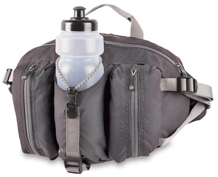75430a8fcf692 Saszetka biodrowa Lifeventure Hip Pack Active 600ml | Sklep ...