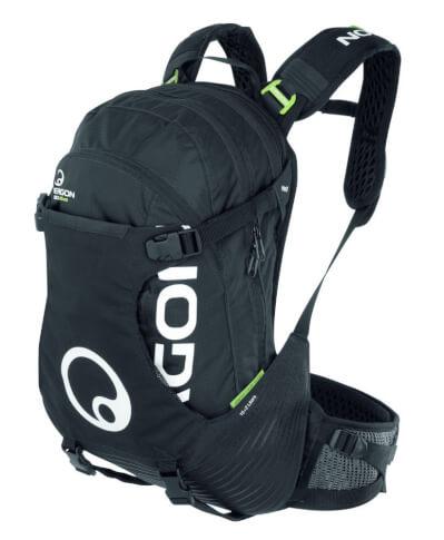Plecak rowerowy w góry ERGON PLECAK BA3 EVO LARGE BLACK