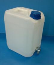 Pojemnik z kranem kanister 30 litrów
