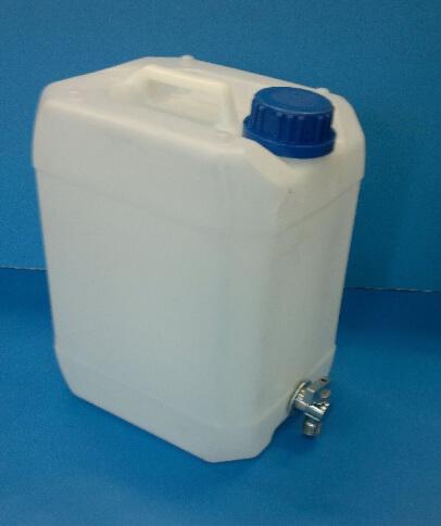 Pojemnik z kranem - kanister 30 litrów