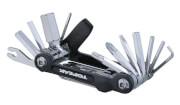 Zestaw narzędzi rowerowych TOPEAK MINI 20 PRO BLACK