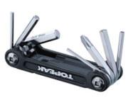 Zestaw narzędzi rowerowych Topeak Mini 9 PRO Black