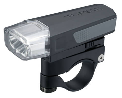 Lampka przednia Topeak White Lite HP Beamer Black