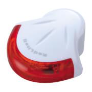 Lampka tylna TOPEAK - RED LITE II WHITE