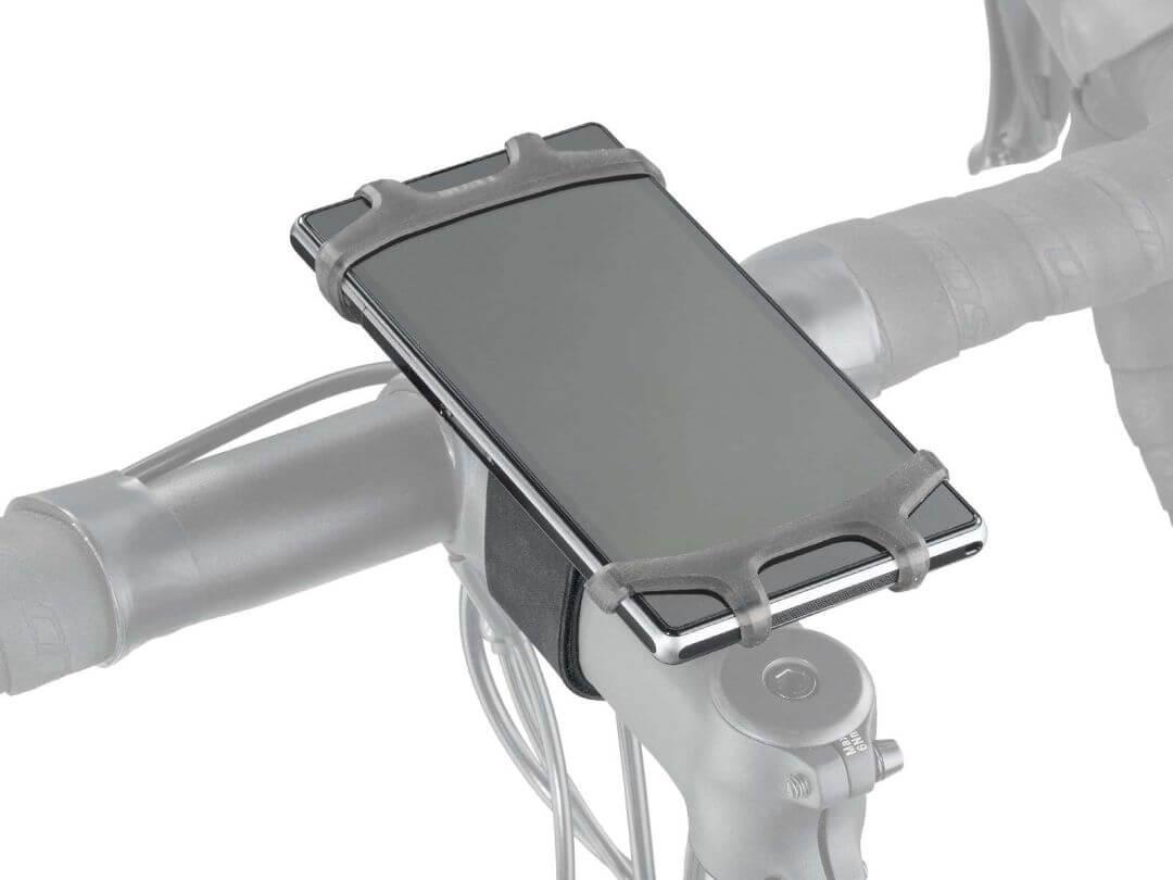 Silikonowy uchwyt na telefon do roweru Topeak Ridecase