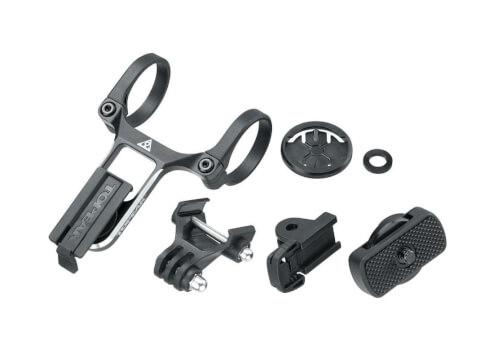 Uchwyt rowerowy centralny Topeak Ridecase Center Mount Z SC & G-EAR Adapterem