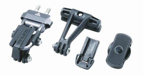 Zestaw uchwytów rowerowych do kamery Topeak Ridecase Mount RX
