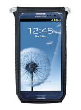 Pokrowiec rowerowy na telefon Topeak Smartphone Drybag 5 Black ekrany 4-5