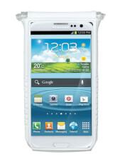 Pokrowiec rowerowy na telefon Topeak Smartphone Drybag 5 White (ekrany 4-5