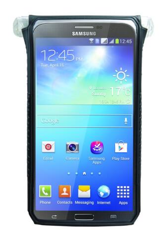 Pokrowiec na telefon Topeak Smartphone Drybag 6 Black 5