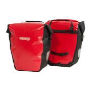 Sakwy rowerowe tylne Ortlieb Back-Roller City 40l czerwono-czarne