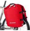 Torba rowerowa Ortlieb City-Biker QL3 Fioletowa