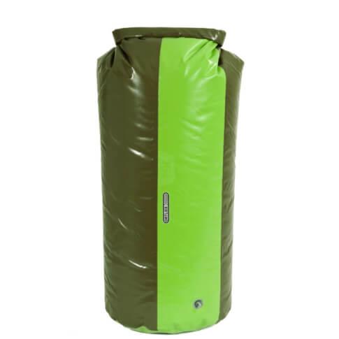 Wodoodporny worek z zaworem Ortlieb 79L Dry Bag PD350 limonkowy