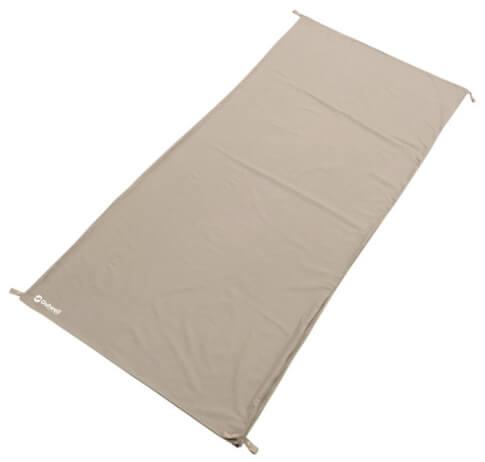 Bawełniana wkładka do śpiwora pojedynczego Cotton Liner Single Outwell