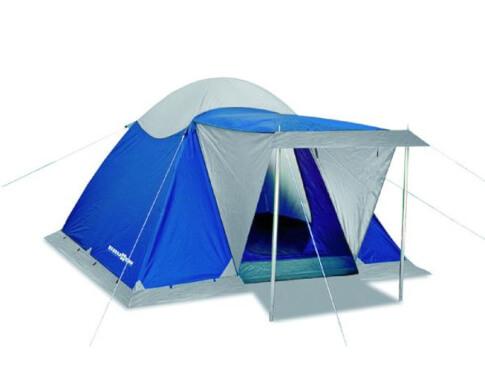 Kopułowy namiot turystycznych dla 2 3 osób Hot Run 3 Brunner