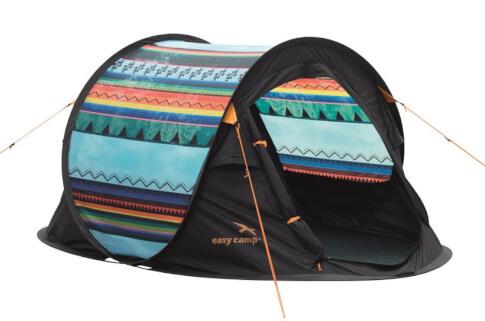Samorozkładający się namiot turystyczny Easy Camp ANTIC Tribal Colour