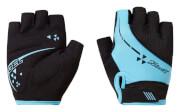 Rękawiczki rowerowe damskie Ziener Cenisi Lady Pool niebieskie