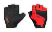 Rękawiczki rowerowe ZIENER -  CAVEL CZERWONE