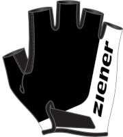 Rękawiczki rowerowe dla dzieci Ziener Corrie Junior czarne