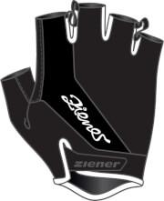 Rękawiczki rowerowe ZIENER CORYNNA LADY BLACK