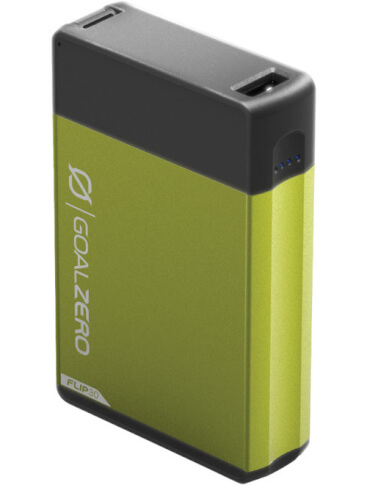 Outdoor power bank 7800 mAh FLIP 30 Goal Zero zielony