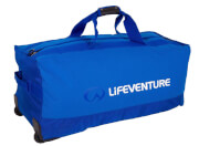Torba podróżna na kółkach Expedition Duffle 120L Wheeled niebieska Lifeventure