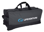 Torba podróżna na kółkach Expedition Duffle 120L Wheeled czarna Lifeventure