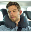Poduszka do samochodu rogal dmuchany Inflatable Neck Pillow Lifeventure