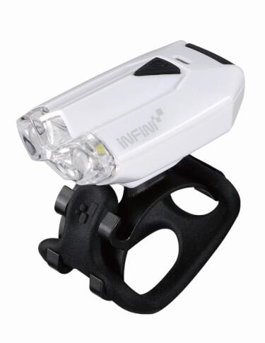 Lampa przednia Infini Lava 260W USB, biała