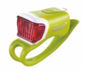 Lampa tylna Infini Orka, zielona USB