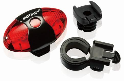 Lampa tylna Infini Vista 405 LED z pięcioma diodami