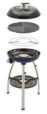 Podróżny grill gazowy Carri Chef 2 BBQ Cadac 30mbar