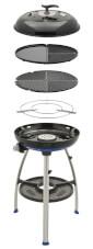 Turystyczny grill gazowy Carri Chef 2 Grill Braai Combo 30mbar Cadac