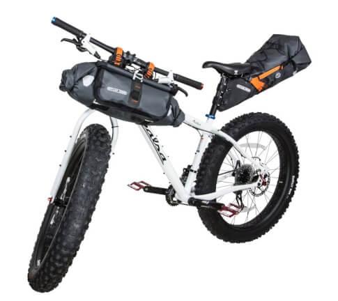 Torba podsiodłowa BikePacking Seat-Pack Ortlieb new 2017