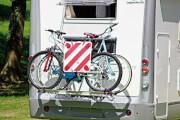 Tablica ostrzegawcza do kampera UE Plastic Signal Fiamma