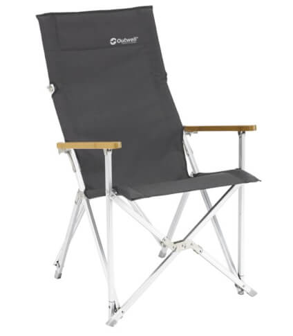 Krzesło turystyczne Outwell Duncan czarne