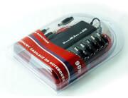 Uniwersalny sieciowy zasilacz laptopowy 90W + USB