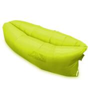 Sofa dmuchana powietrzem Sunen żółta