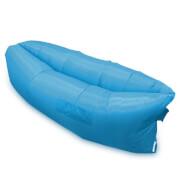 Sofa dmuchana powietrzem Sunen niebieska