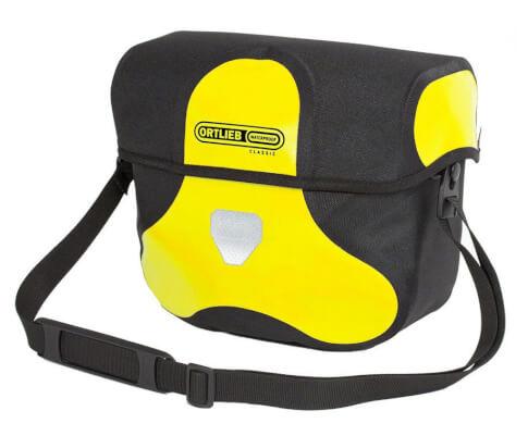 Torba na kierownicę Ultimate 6M Classic 7L Ortlieb yellow-black