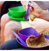 Miska turystyczna Ellipse Camping Bowl niebieska Lifeventure