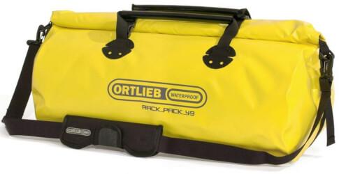 Torba podróżna Rack-Pack PD620 L Ortlieb Yellow 49L